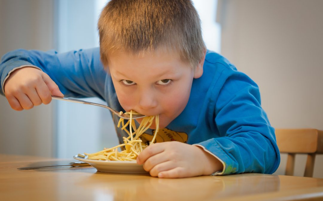 4 Tips for Parents of Picky Eaters