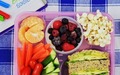 The Healthy Lunchbox Formula